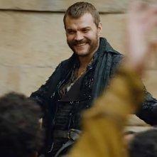 Il trono di spade: Pilou Asbæk nell'episodio La giustizia della Regina