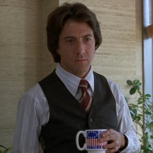 Kramer contro Kramer: Dustin Hoffman in una scena del film
