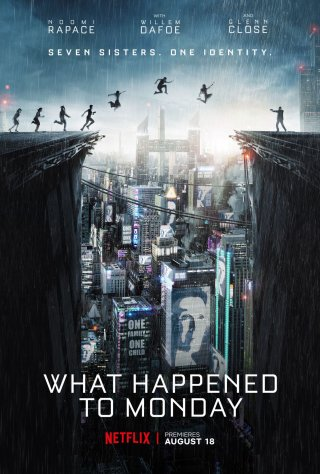 What Happened to Monday? - Il poster del film