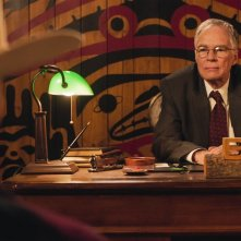 I segreti di Twin Peaks: Richard Beymer in una scena