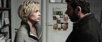 Una famiglia: Micaela Ramazzotti e Patrick Bruel insieme in un'immagine tratta dal film