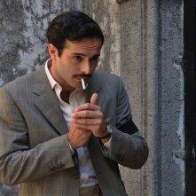 Veleni: Giulio Forges Davanzati in una scena del film