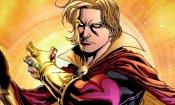Guardiani della Galassia Vol. 2: uno sguardo ravvicinato al Bozzolo di Adam Warlock