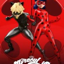 Locandina di Miraculous - Le storie di Ladybug e Chat Noir