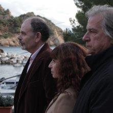 La Villa: Robinson Stévenin, Ariane Ascaride e Jean-Pierre Darroussin in una scena del film
