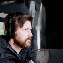 Lean on Pete: il regista Andrew Haigh sul set del film