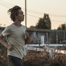 Lean on Pete: Charlie Plummer corre in una scena del film