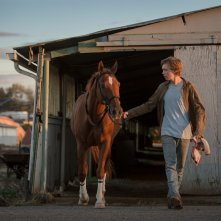 Lean on Pete: Charlie Plummer in una scena del film