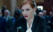 Miss Sloane - Giochi di potere: Jessica Chastain nel trailer italiano del thriller