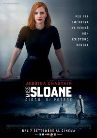 Miss Sloane – Giochi di potere in streaming & download