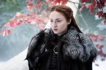 Il Trono di Spade: Sophie Turner in The Spoils of War