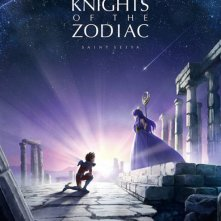 Locandina di Knights of the Zodiac – Saint Seiya