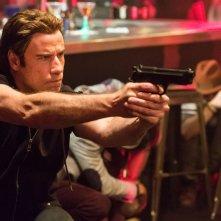 John Travolta in una scena di Io sono vendetta