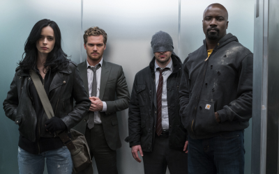 The Defenders: Netflix riunisce i suoi supereroi Marvel e ne fa un evento