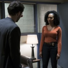 The Defenders: Simone Missick in una scena