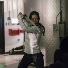 The Defenders: Jessica Henwick in una scena