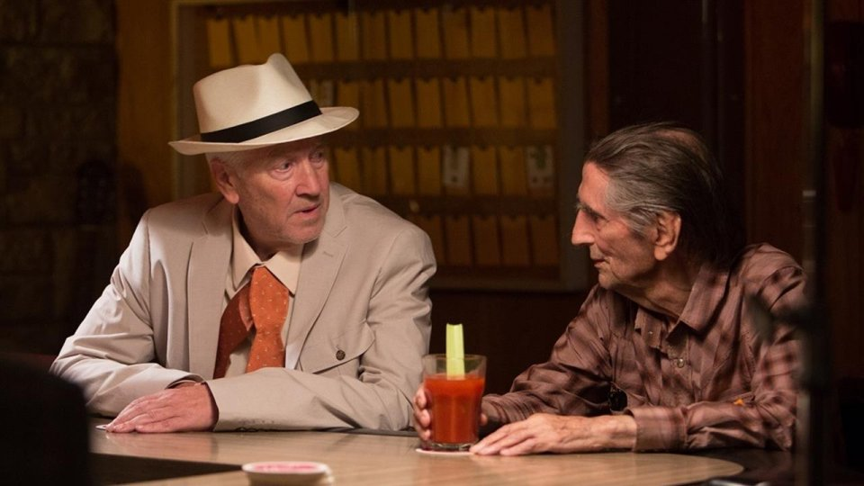 Lucky: David Lynch ed Harry Dean Stanton
