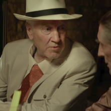 Lucky: David Lynch discute con Harry Dean Stanton