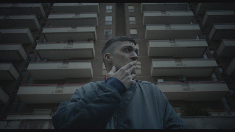 Manuel: Andrea Lattanzi in una scena del film