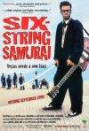 Locandina di Six.String Samurai