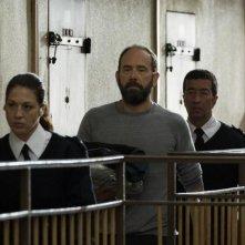 Tueurs: Oliver Gourmet in una scena del film