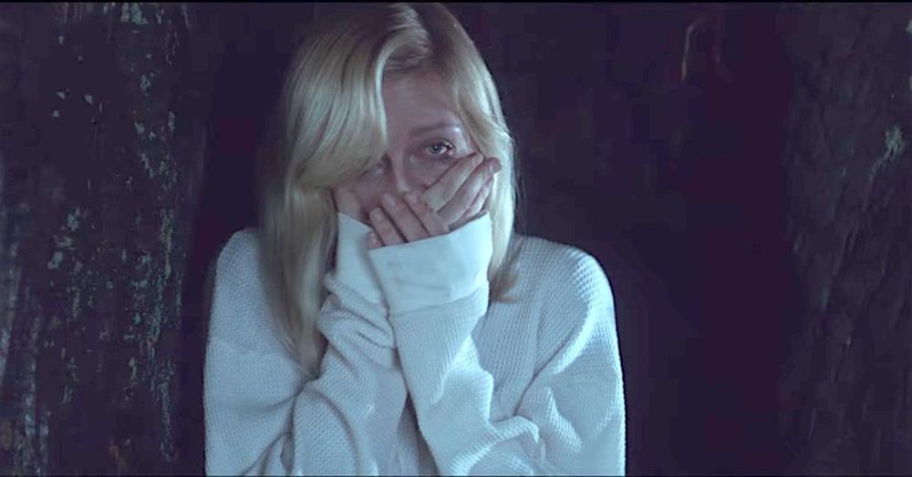 Woodshock: Kirsten Dunst in una scena del film