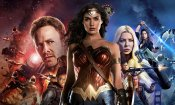 Sharknado 5: Ian Ziering pagato più di Gal Gadot per Wonder Woman!
