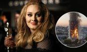 Cattivissimo Me 3: Adele organizza proiezione per i sopravvissuti all'incendio della Grenfell Tower