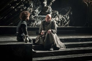 Il Trono di Spade: Tyrion parla con Varys in Eastwatch