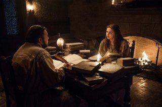 Il Trono di Spade: Sam e Gilly nella puntata Eastwatch