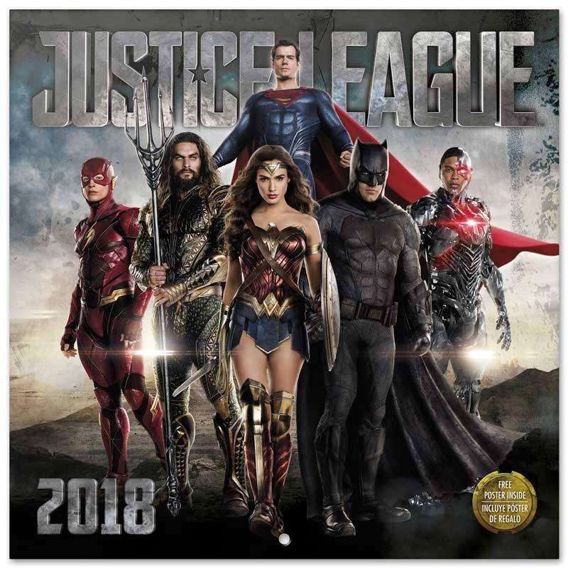 Justice League: una foto promozionale del film