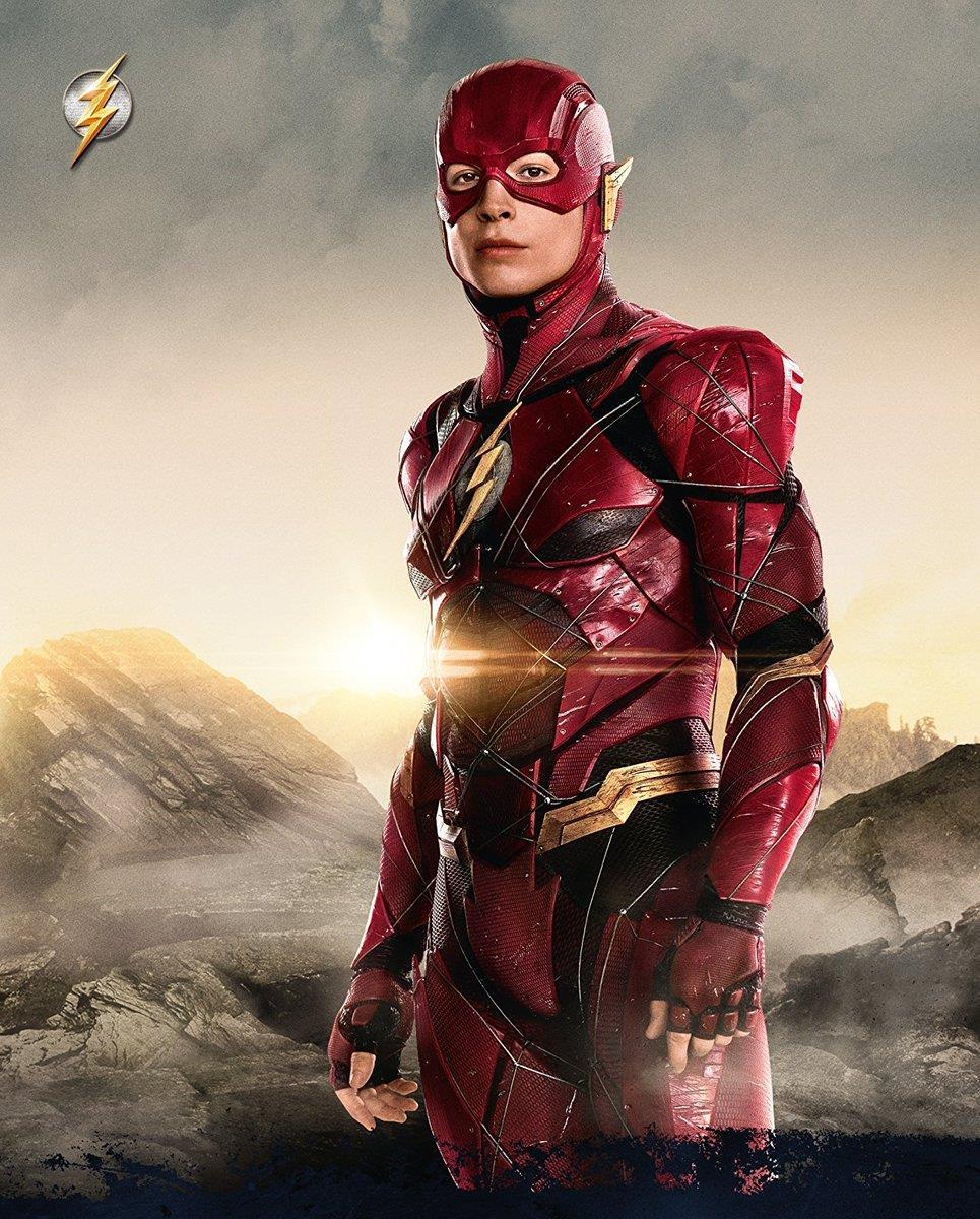 Justice League: una nuova immagine promozionale di Ezra Miller