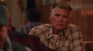 I segreti di Twin Peaks: un primo piano di Everett McGill