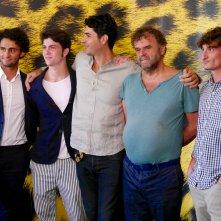 Gli asteroidi: il regista Germano Maccioni e il cast a Locarno