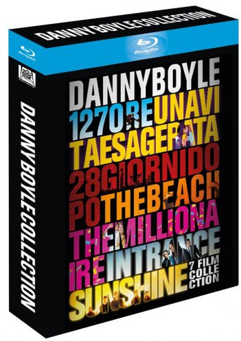 Il cofanetto Danny Boyle Collection