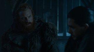 Il trono di spade: Kristofer Hivju in una scena dell'episodio Forte Orientale