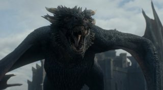 Il trono di spade: Drogon nell'episodio Forte Orientale