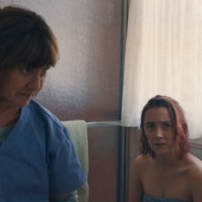 Lady Bird: Saoirse Ronan in una foto del film