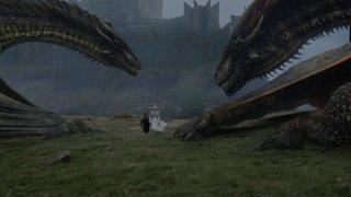Il Trono di Spade: una foto dell'episodio Oltre la Barriera