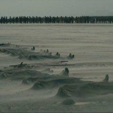 Dunkirk: una scena drammatica del film