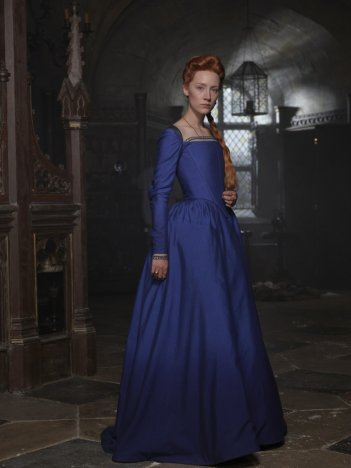 Mary, Queen of Scots: Saoirse Ronan in una foto del film