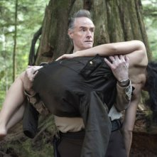 I segreti di Twin Peaks: Harry Goaz in un scena