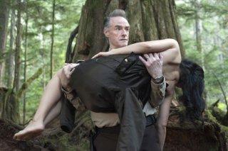 I segreti di Twin Peaks: Harry Goaz in un scena