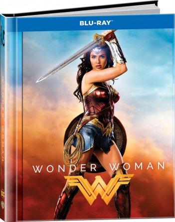 La versione digibook di Wonder Woman