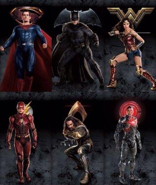 Justice League: una nuova immagine promozionale del film