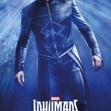 Inhumans: il character poster di Black Bolt