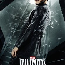 Inhumans: il character poster di Maximus