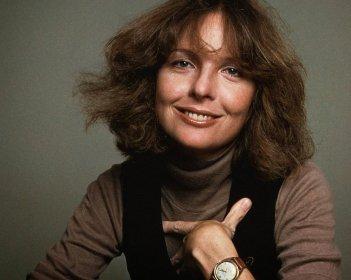 Un'immagine che ritrae Diane Keaton