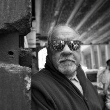 First Reformed: Paul Schrader sul set del film