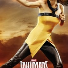 Inhumans: il character poster di Crystal